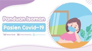 Cara Merawat Pasien Covid-19 Isoman di Rumah