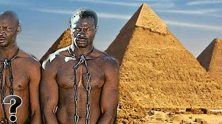 How Were The Pyramids Of Egypt Built?