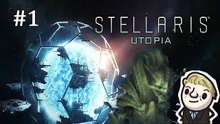 Stellaris Utopia - Galactic Farming Simulator - Part 1