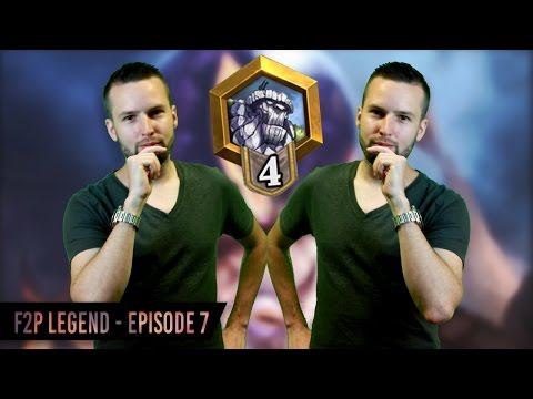 F2P LEGEND #7 - rank 4