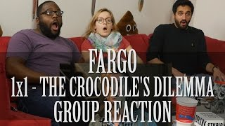 Fargo - 1x1 The Crocodile's Dilemma - Group Reaction  + WHEEL SPIN
