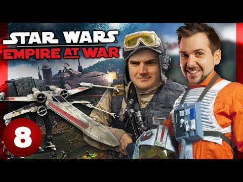 Star Wars: Empire at War #8 - Push to Coruscant
