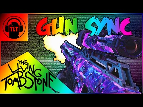 ♪ I GOT NO TIME ♪ ~ The Living Tombstone FNAF 4 Gun Sync (Call Of Duty Lyric Video Remix)
