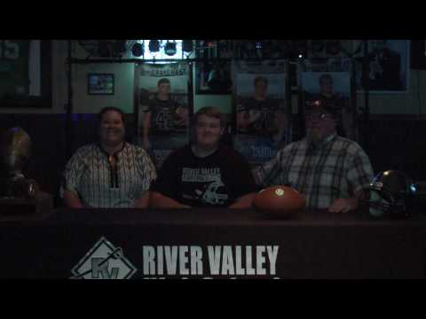 Gridiron Glory: River Valley Signing Day