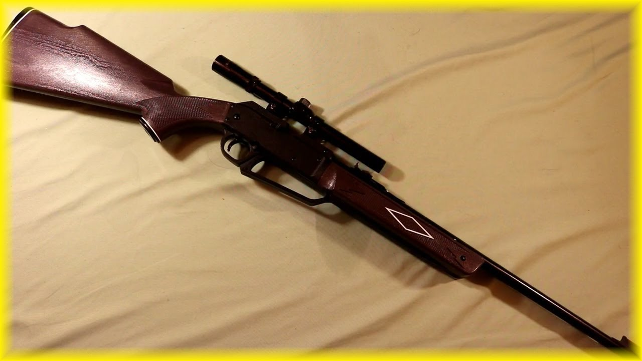 Daisy 880 Powerline Air Rifle Review