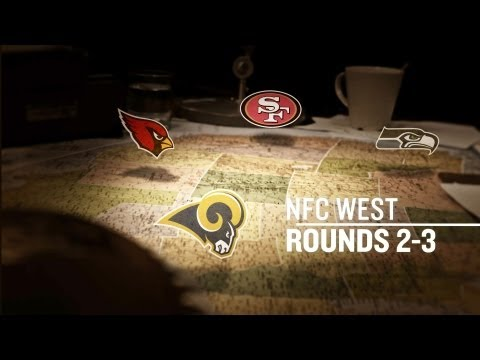 2012 NFL Draft Grades: NFC West Day Two