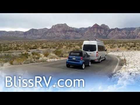 BlissRV, Mercedes Camping Rentals