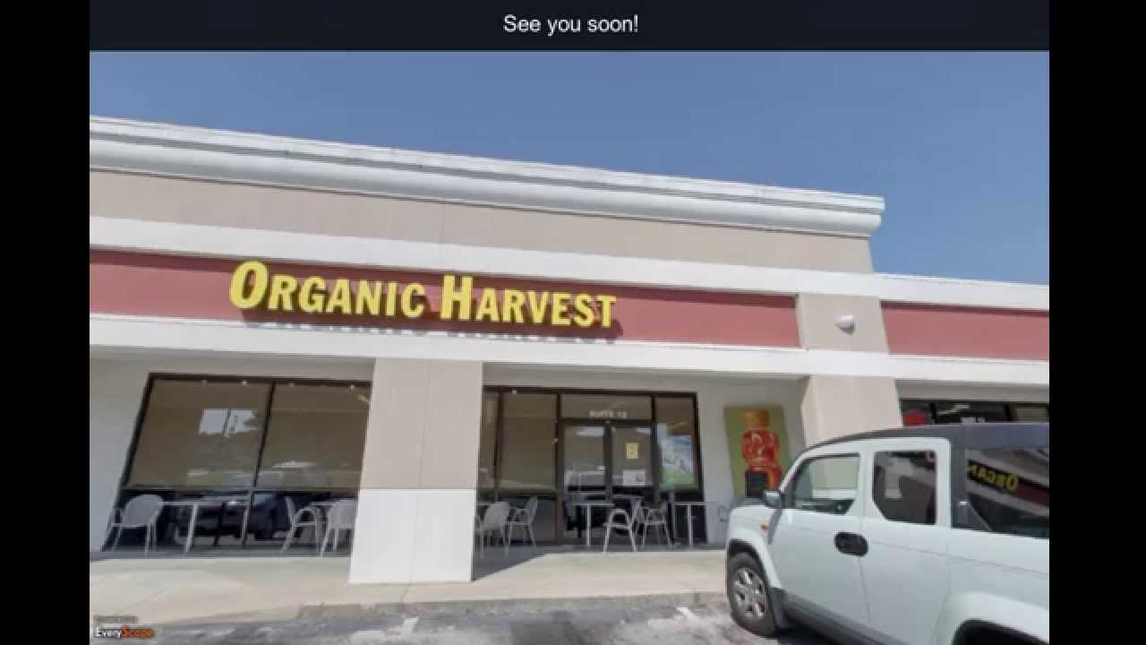 Organic Harvest Birmingham Al Restaurants Youtube