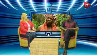 Courtesy  Visit From African Legacy Int39lUN To Nollywoodtv