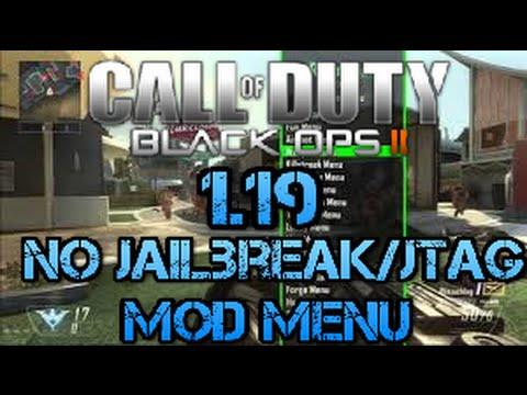 Call Of Duty Black Ops 2 OFW USB Mod Menu No Jailbreak/JTag PS3 And Xbox360 Not A CFG! No Survey