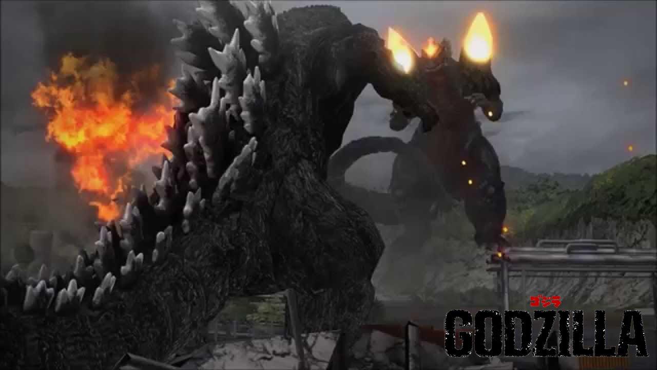 Godzilla (PS4) Gameplay (with Real Godzilla Music) - YouTube