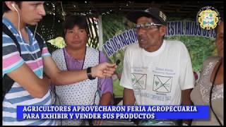 MARCAS: 36° ANIVERSARIO INSTITUCIONAL DE LA MUNICIPALIDAD DISTRITAL DE MADRE DE DIOS