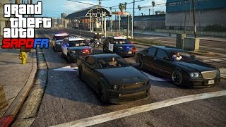 GTA SAPDFR - DOJ 103 - Following The Police (Criminal)