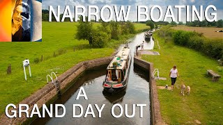 Narrowboat Canal Boats England Video by Nigel Harper Photography