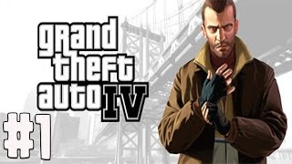 Grand Theft Auto IV Gameplay Walkthrough Intro No Commentary (PC) (1080p60fps)