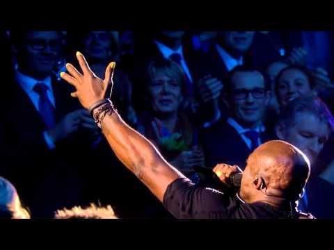 SEAL - Crazy LIVE @ OSLO Peace Prize Nobel December 2012 (Part2) HD