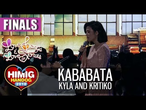 Kababata - Kyla and Kritiko | Himig Handog 2018 (Finals)