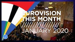 EUROVISION THIS MONTH - JANUARY 2020