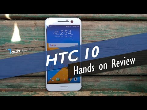 HTC 10 Hands on Review [Greek]