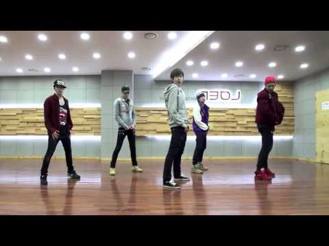 MIRRORED What Am I To You - History (히스토리) Dance Practice