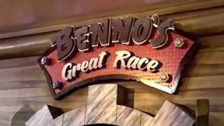 Benno's Great Race (2016,  Ferrari World, ...