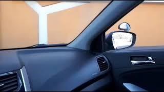 Парковка елочкой передом