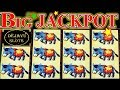 ✨ BIG DOUBLE JACKPOT HANDPAY ✨ DONKEYS RETURN ON MONEY BLAST HIGH LIMIT SLOT MACHINE ✨