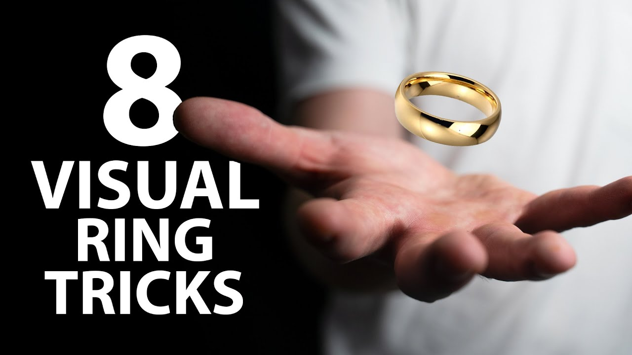 8 IMPOSSIBLE Ring Tricks Anybody Can Do | Revealed