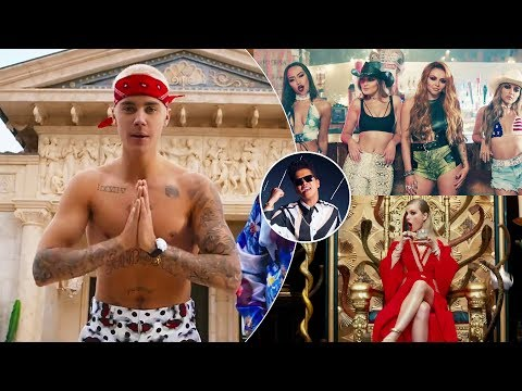 Best Songs of 2017 I Most Popular Songs 2017