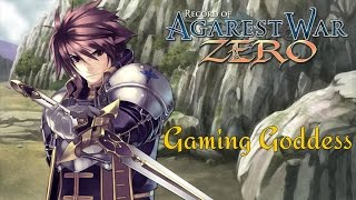 *Gaming Goddess* Record of Agarest War Zero Review
