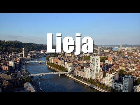 Liege City Tour y Valonia en bici.