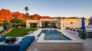 HOMES FOR SALE IN ARIZONA - 5833 N 46th Place |$2,895,000|4 Bed|4.5 Bath|