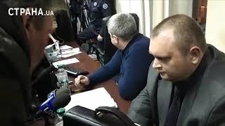 Гимн, мат и угрозы в суде по делу Шеремета | Страна.ua