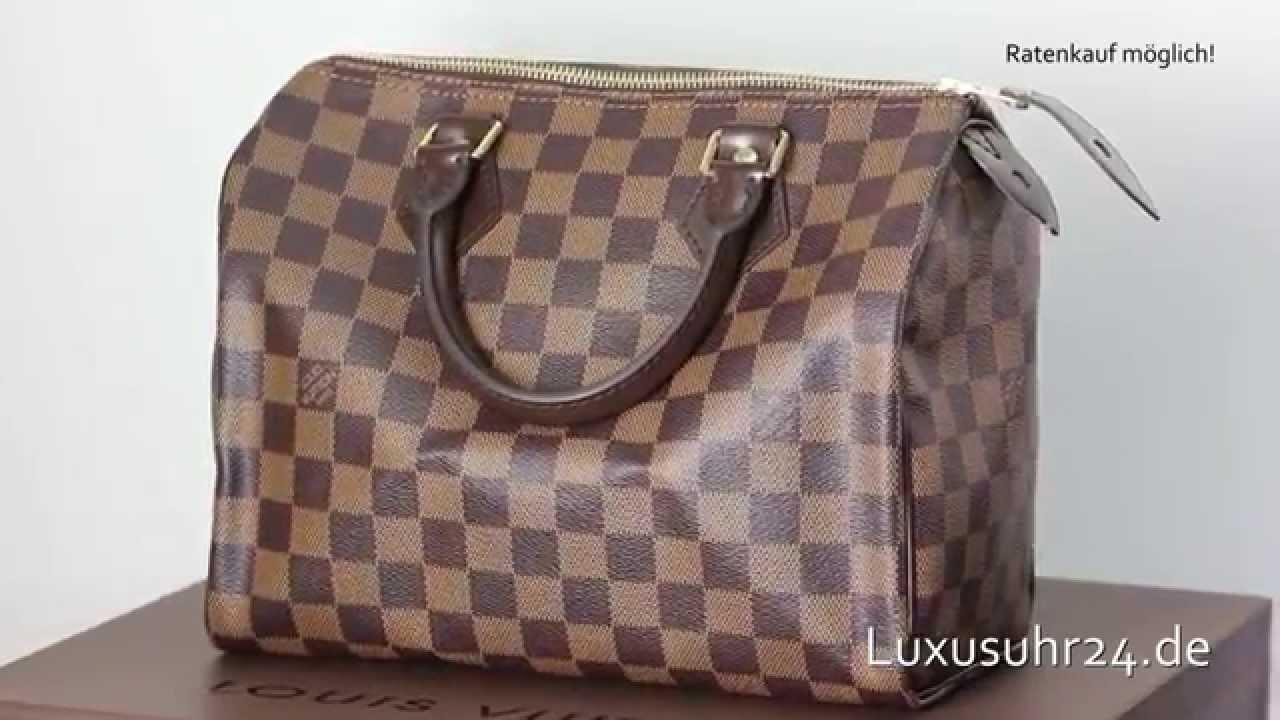 f538fd51b495 Louis Vuitton Speedy 25 N41532 Luxusuhr24 Ratenkauf ab 20 Euro Monat ...