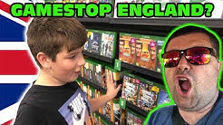 Kid Temper Tantrum Finds A Game UK Store, Wants GTA 5!
