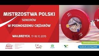 Polski Związek Podnoszenia Ciężarów – transmisja na żywo