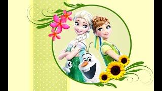 Холодное сердце 2 Сказки для детей Эльза и ее летние каникулы