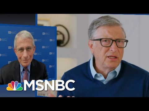 'Get Serious!': See Dr. Fauci Dismiss Liars Attacking Him And Bill Gates | The Beat With Ari Melber