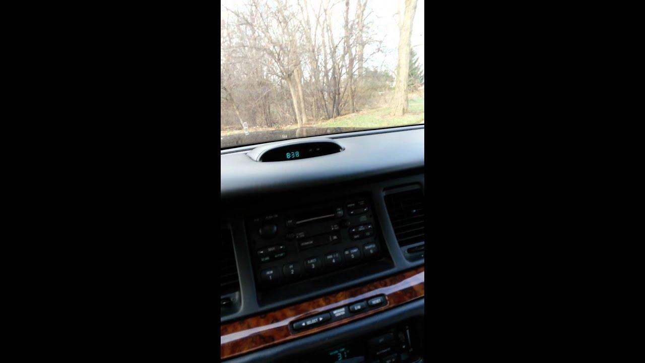 97 Town Car For Sale Detroit Craigslist