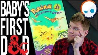 The OTHER Pokemon Card Game... Adventure... | Gnoggin