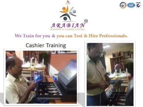 Arabian Training & Testing Centre Presentation