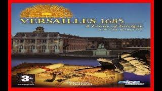 "Versailles 1685 - Verschwörung am Hof 1996 PC ""Deutsch/German"""