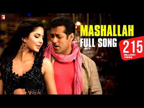 Mashallah - Full Song | Ek Tha Tiger | Salman Khan | Katrina Kaif | Wajid Khan | Shreya Ghoshal