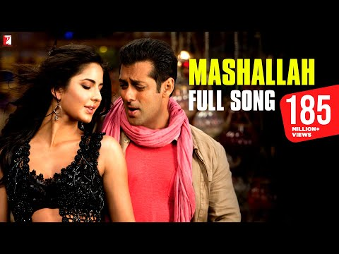 Mix - Mashallah - Full Song | Ek Tha Tiger | Salman Khan | Katrina Kaif | Wajid | Shreya Ghoshal