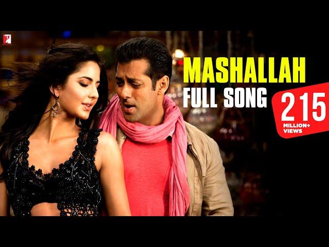 Mashallah - Full Song | Ek Tha Tiger | Salman Khan | Katrina Kaif | Wajid | Shreya Ghoshal