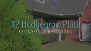 12 Hedgegrow Place