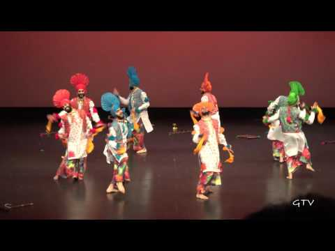 Surrey India Arts Club @ Legacy of Bhangra 2015
