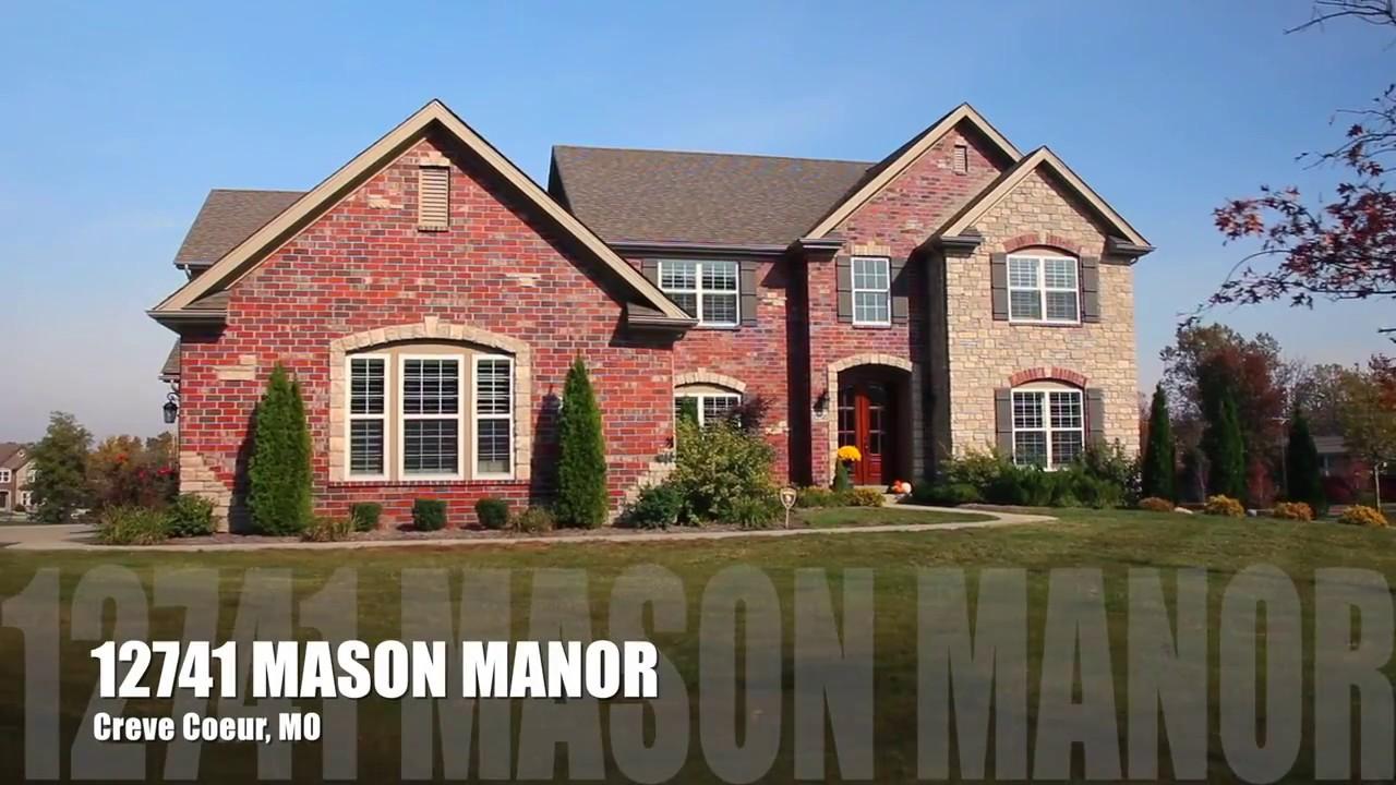 12741 Mason Manor Road Creve Coeur Youtube