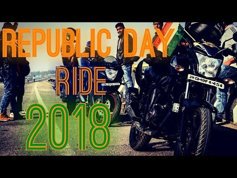 Republic Day Ride 2018 | Have a closer look to Jharkhand | Horab jungle and Baheya Waterfalls