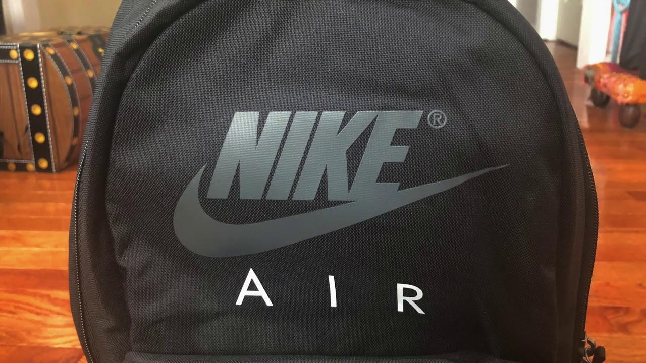 Nike Air Backpack Review